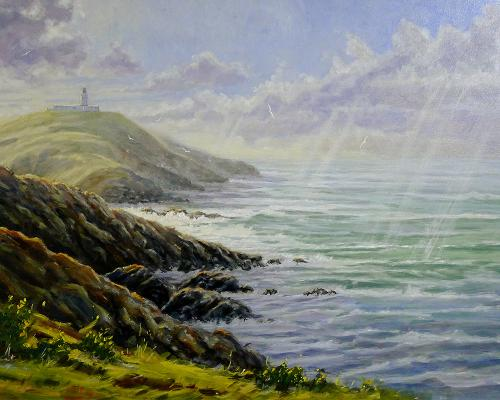 Cardigan Art Society: Chris Chalk